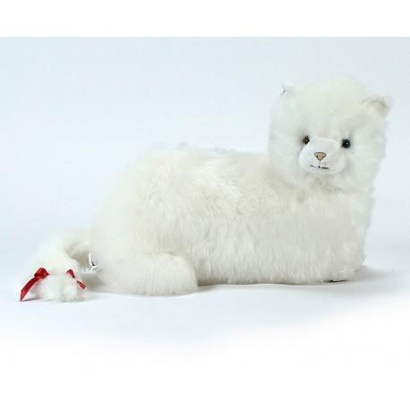 Peluş Yatan Kedi 45cm