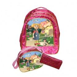 Tarçın Okul Seti Çanta & Beslenme & Kalemlik