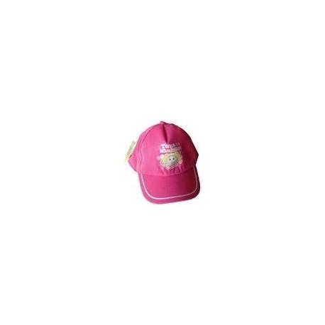 Tarçın Baskılı Şapka (Pembe)