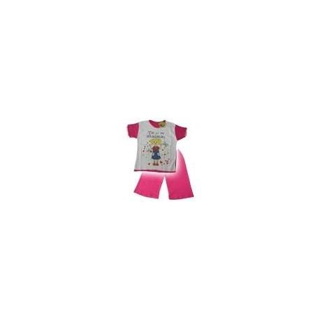 Yalçın Çocuk Tk. ( Tişört & Şort )  Pembe