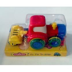 Caillou Vın Vın Traktör