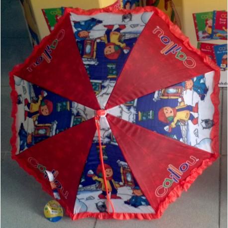 Caillou Şemsiye (Yeni)