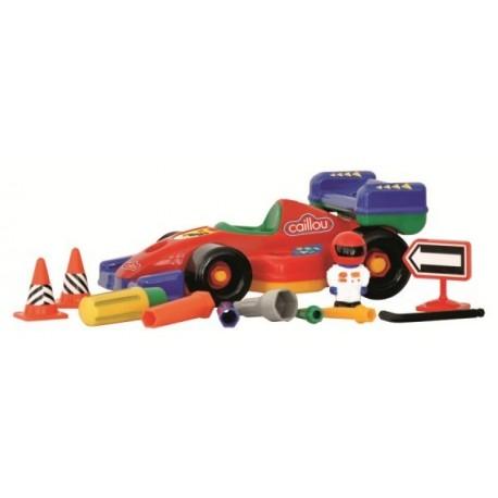 Caillou Model Yarış Arabası