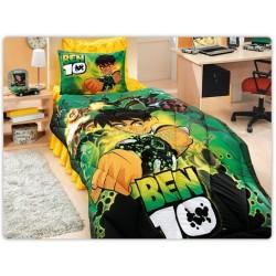 Hobby Ben 10 Green Lisanslı Uyku Seti