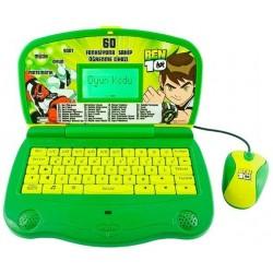 Ben10 Eğitici Laptop