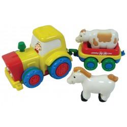 Caillou Neşeli Traktör