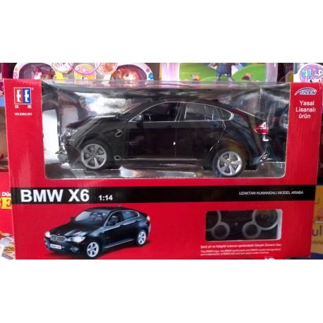 BMW X6 1:14 Uzaktan Kumandalı Araba