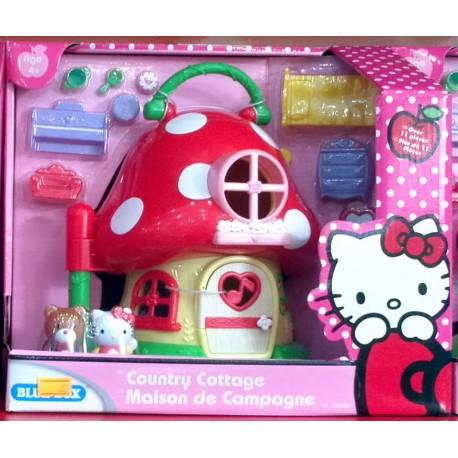 Hello Kitty Mantar Evim