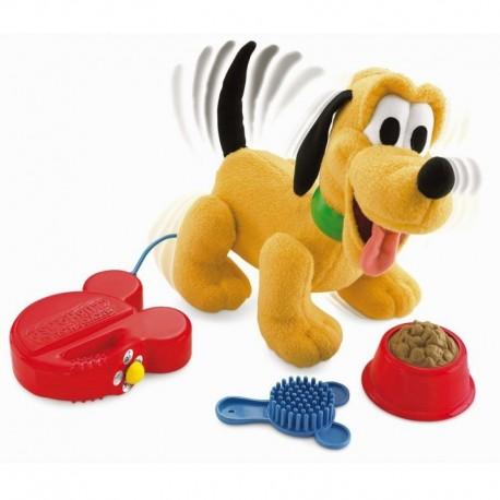 Mickey Mouse Pluto Yürüyüşte