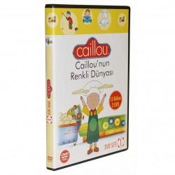 Caillou Dvd Seti -1