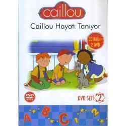 Caillou Dvd Seti - 2
