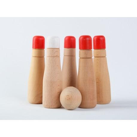 Taraftar Bowling - Kırmızı-Beyaz
