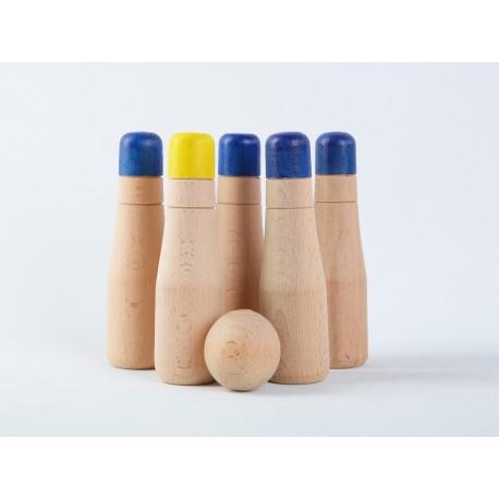 Taraftar Bowling Sarı-Lacivert