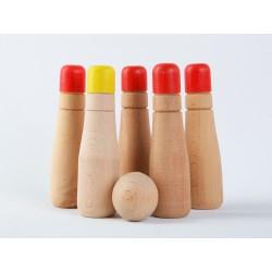 Taraftar Bowling - Sarı-Kırmızı