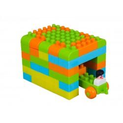 Lüx Zeka Blokları 1 - 50 parça
