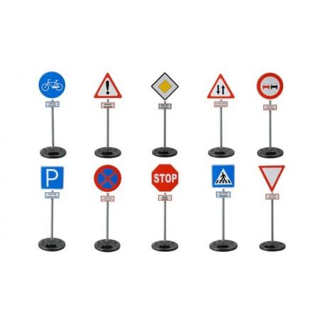 Pilsan Ayaklı Trafik İşaretleri Seti
