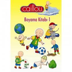 Caillou Boyama Kitabı -1