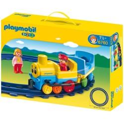 Play Mobil Tren Seti