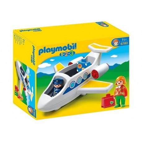 Play Mobil Özel Jet