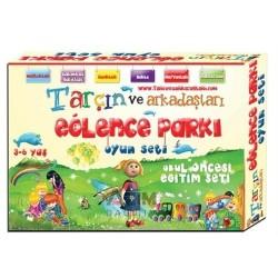 Tarçın Eğlence Parkı Oyun Seti