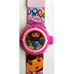 Dora Projeksiyonlu Kol Saati