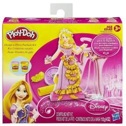 Play-Doh Prenses Tasarım Seti