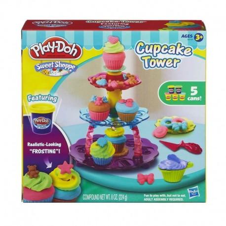 Play-Doh Pasta Kulesi