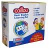 Caillou İngilizce Eğitim Seti 2