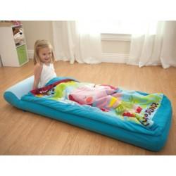 İntex Çantalı Tulumlu Şişme Çocuk Yatağı  66802