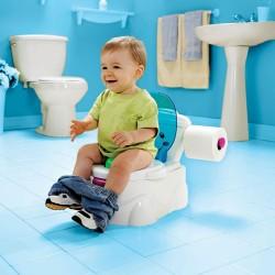 Fisher Price Eğlenceli Tuvalet