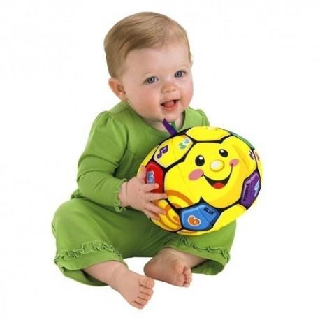 Fisher Price  Eğitici Futbol Topu