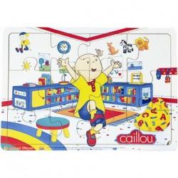 Caillou Ahşap Puzzle-2