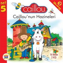 Caillou Vcd 5 - Caillou'nun Hazineleri (16 Bölüm)