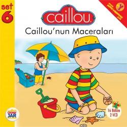 Caillou Vcd 6 - Caillou'nun Maceraları (16 Bölüm)