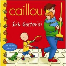Caillou Hikaye Kitabı -4