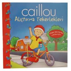 Caillou Hikaye Kitabı Alıştırma Tekerlekleri