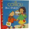 Caillou Hikaye Kitabı -10