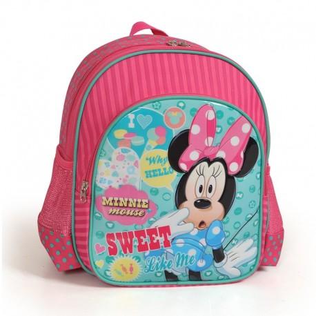 Minnie Mouse Anaokulu Çantası