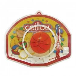 Caillou Basket Potası ve basket topu