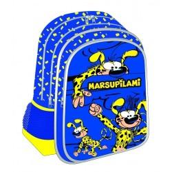 Marsupilami Okul Çantası  Mavi