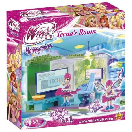 Winx Tecna's Room