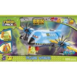 Cobi Plane Wreck