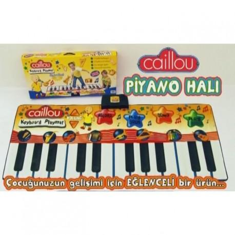 Caillou Piyano Halı