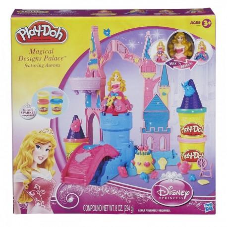 Play-Doh Sihirli Prenses Sarayı