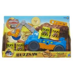 Play-Doh İnşaat Kamyonu Buzz