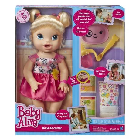 Baby Alive Canım Bebeğim (Yeni)