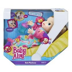 Baby Alive Oyuncu Bebeğim