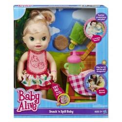 Baby Alive Tatlı Bebeğim Piknikte