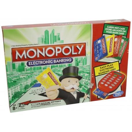 Monopoly Elektronik Bankacılık Oyunu A7444