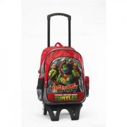 Ninja Kaplumbağalar Çek Çek Okul Çantası 48305